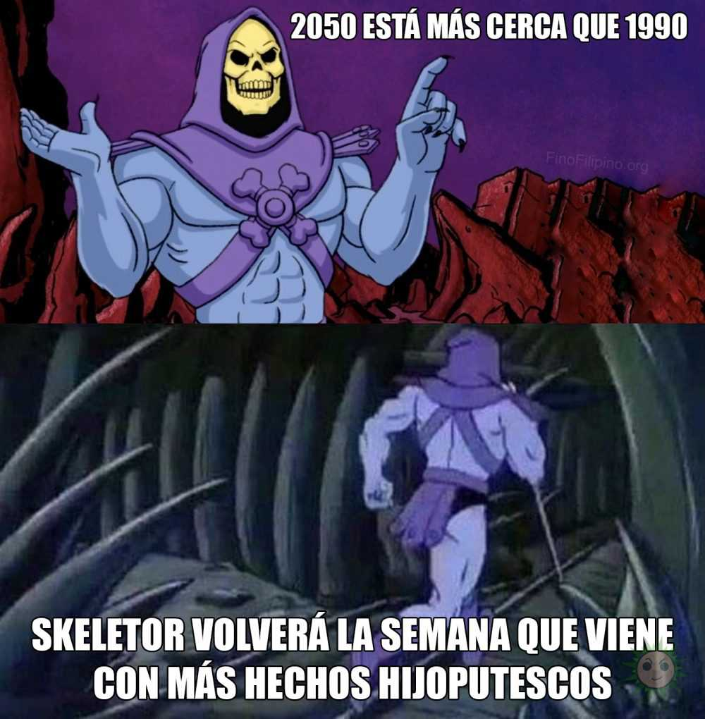Skeletor #1