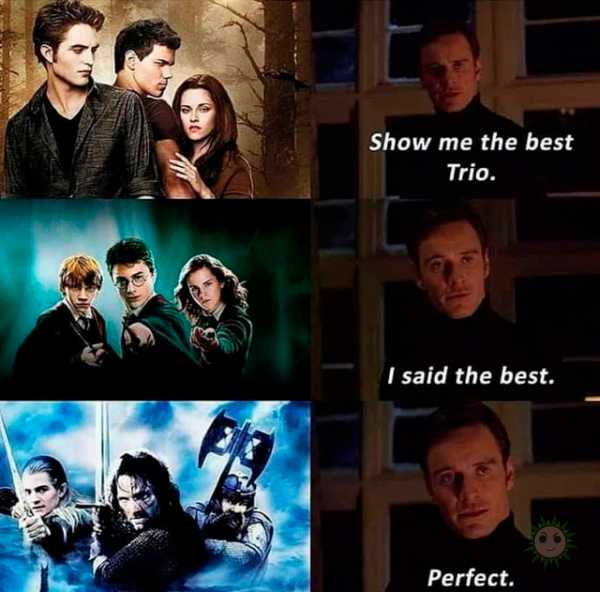 El mejor trio