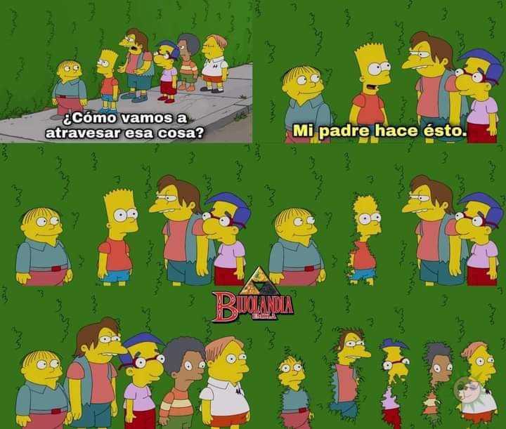 Trucos de Homero